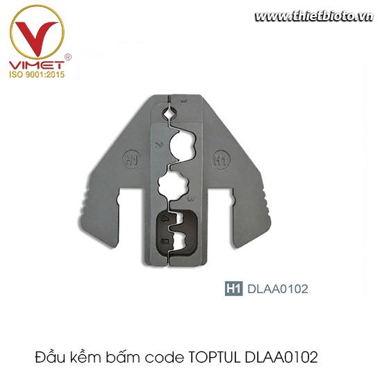 Đầu kềm bấm code TOPTUL DLAA0102