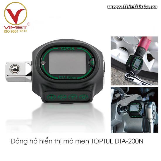 Đồng hồ hiển thị mô men TOPTUL DTA-200N