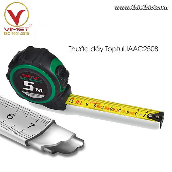 Thước dây Toptul IAAC2508