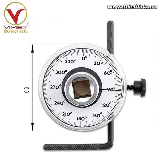 Đồng hồ đo góc siết lực JDAW1602