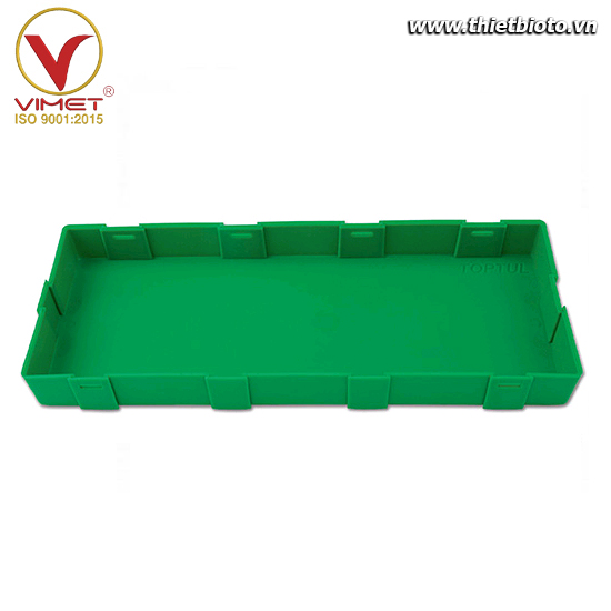 Khay dụng cụ cầm tay nhựa Toptul PBMB3714