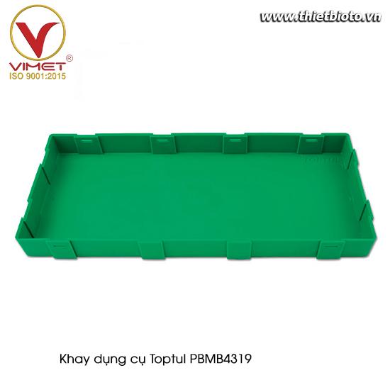 Khay dụng cụ Toptul PBMB4319