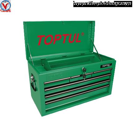 Tủ đồ nghề Toptul 6 ngăn không có dụng cụ TBAA0601