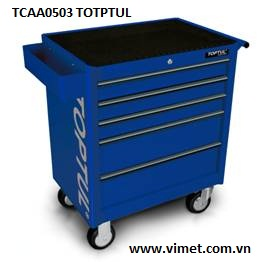 Tủ dụng cụ 5 ngăn Toptul  TCAA0503 - ngưng sx