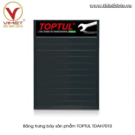 Bảng trưng bày sản phẩm TOPTUL TDAH7010