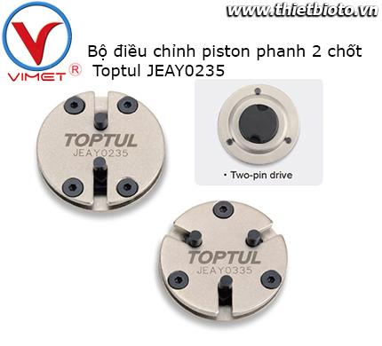 Bộ điều chỉnh piston phanh đĩa 2 chốt Toptul JEAY0235