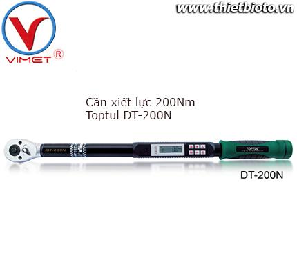 Cần xiết lực 200Nm Toptul DT-200N