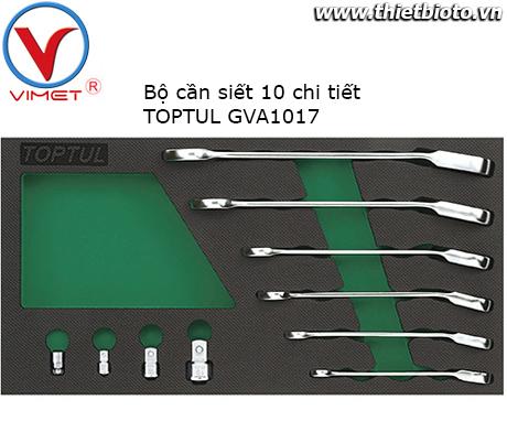 Bộ cần siết lực 10 chi tiết GVA1017