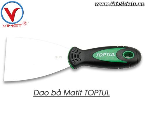 Dao bả Matit TOPTUL JDAB7605