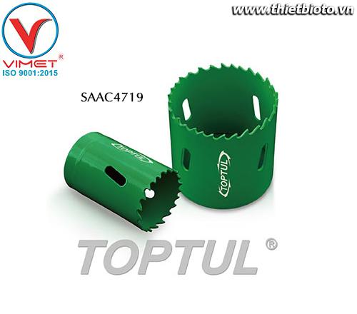Đục lỗ roăng 19mm Toptul SAAC4719