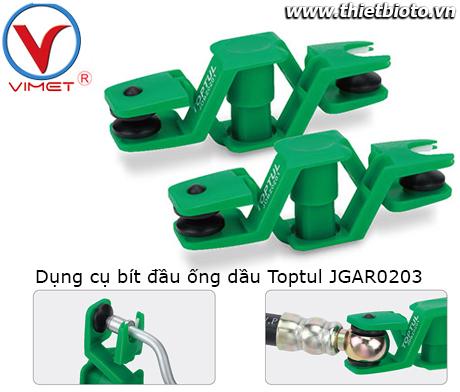 Dụng cụ bít đầu ống dầu Toptul JGAR0203