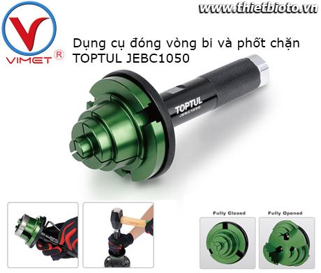 Dụng cụ đóng vòng bi và phốt chặn Toptul JEBC1050