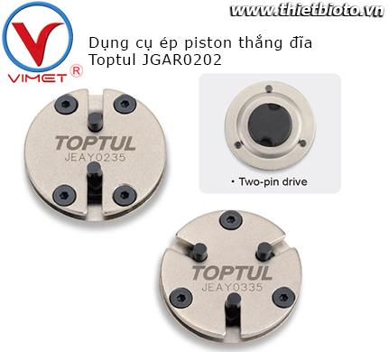 Dụng cụ ép piston thắng đĩa Toptul JGAR0202