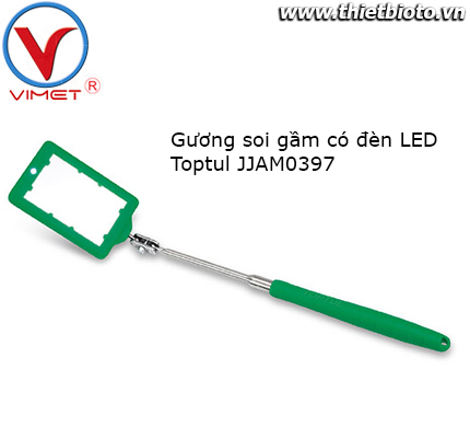 Gương soi gầm có đèn LED Toptul JJAM0397