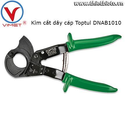 Kìm cắt dây cáp Toptul DNAB1010