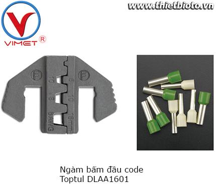 Ngàm bấm đầu code Toptul DLAA1601