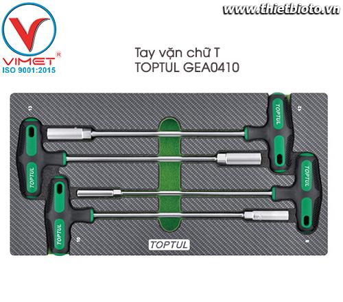 Bộ ống điếu chữ T 4pcs GEA0410