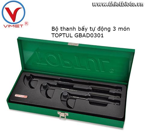 Bộ thanh bẩy tự động 3 món TOPTUL GBAD0301
