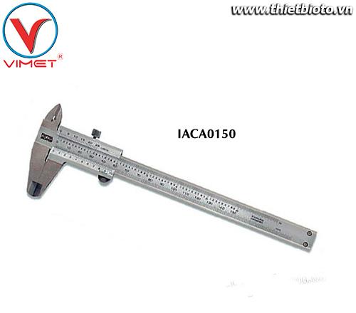 Thước kẹp Thép không gỉ (Inox) Toptul IACA0150