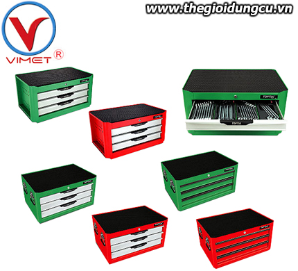 Tủ đồ nghề 3 ngăn toptul GX-15801