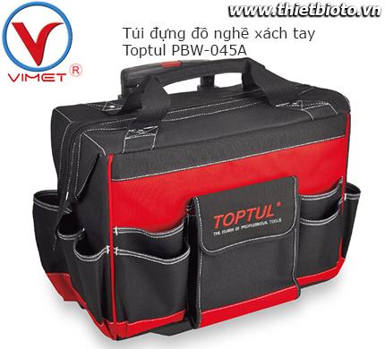 Túi đựng đồ nghề xách tay có bánh xe Toptul PBW-045A